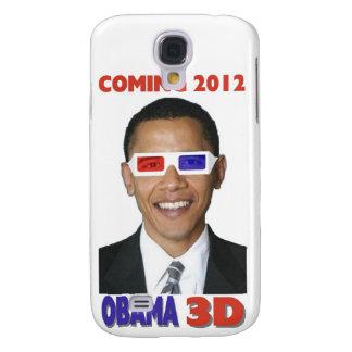 Obama 3D Galaxy S4 Case