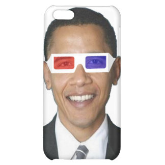 Obama 3D iPhone 5C Covers
