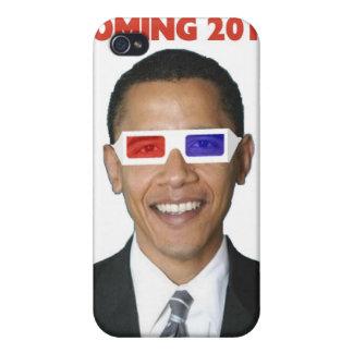 Obama 3D iPhone 4/4S Cases