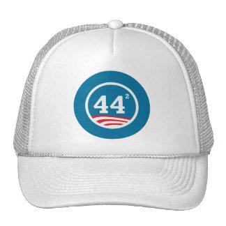 Obama - 44 ajustados gorro de camionero
