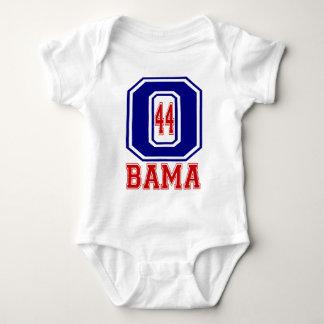OBAMA 44 BABY BODYSUIT