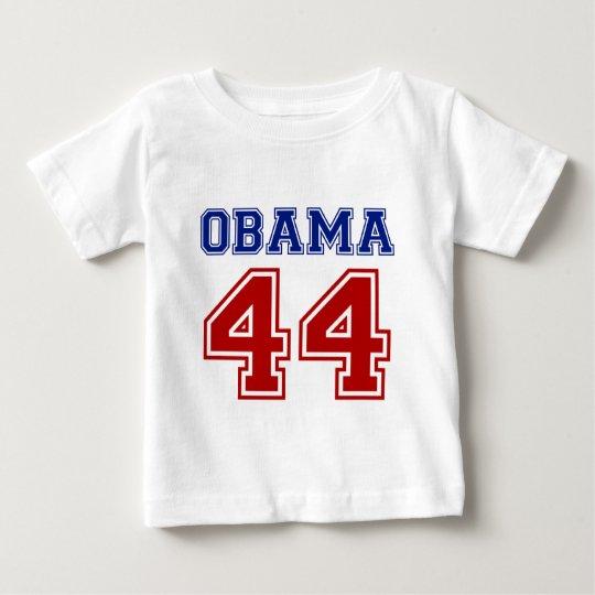 Obama 44 baby T-Shirt