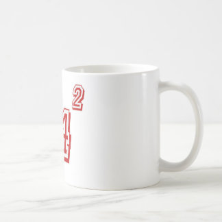 Obama 44 coffee mug