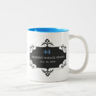 Obama 44 Commemorative Coffee Mug