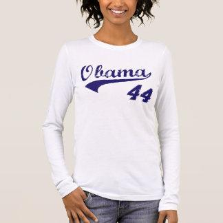 Obama 44 long sleeve T-Shirt