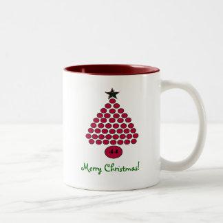 Obama 44 Merry Christmas Mug