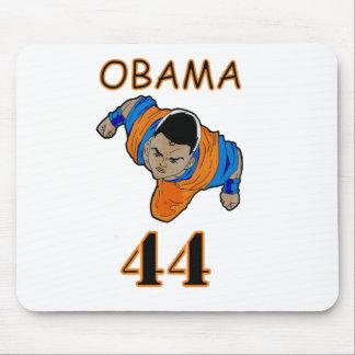 Obama 44 mouse pad