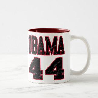 Obama 44 Mug