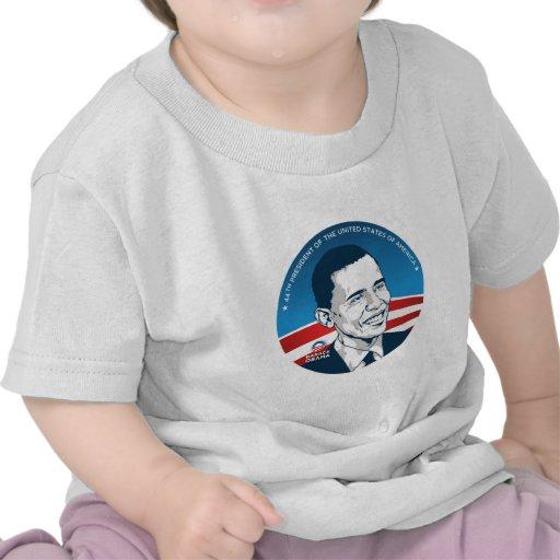 obama 44.os #2 camiseta