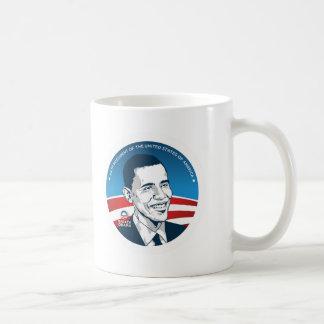 obama 44.os #2 taza clásica