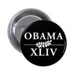 Obama 44 pins