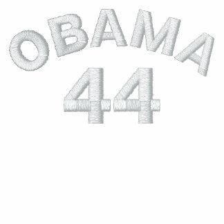 Obama 44 Sweatshirt: Yes We Did Twice