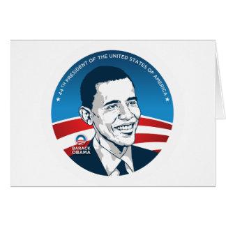 obama 44th #2 card