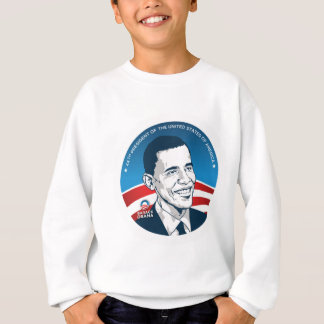 obama 44th #2 sweatshirt