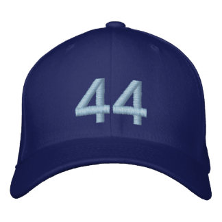 OBAMA 44TH PRESIDENT OF THE UNITED STATES, 2nd Ter Cap