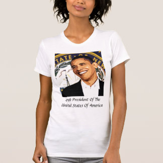 Obama 45Th President of The United States T-Shirt