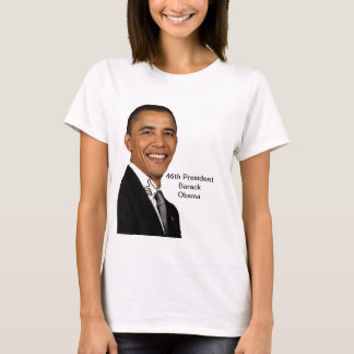 Obama,46th president of the U.S.A_ T-Shirt