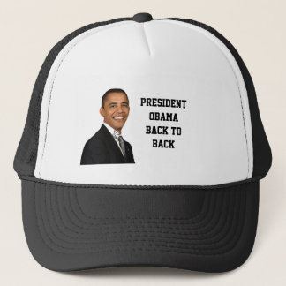 Obama,46th president of the U.S.A_ Trucker Hat