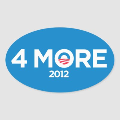 obama 2012 4 more years