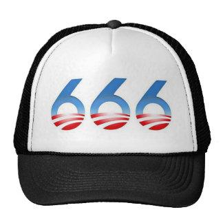Obama 666 gorro de camionero
