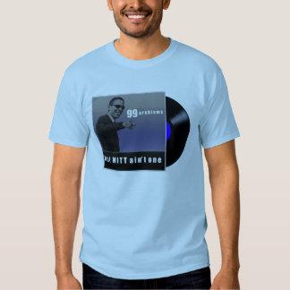 Obama 99 problems t-shirt