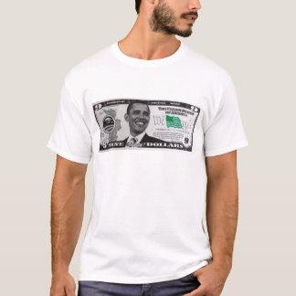 obama 9 Dollar Bill T-Shirt