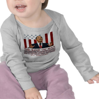 Obama- A Man with Idiotic Ideas Tee Shirts