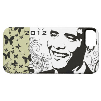 Obama Abstract 2012 iPhone SE/5/5s Case
