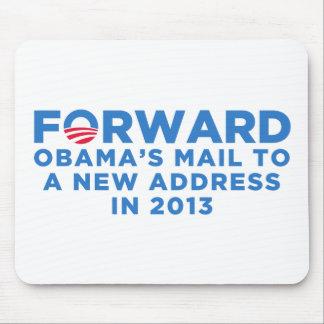 Obama adelante tapete de ratón