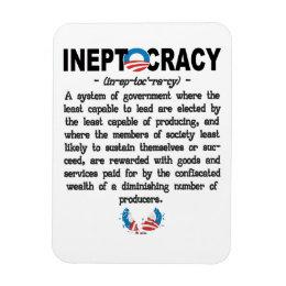 Obama Administration Ineptocracy Premium Magnet