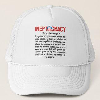 Obama Administration Ineptocracy T-shirts & Hats