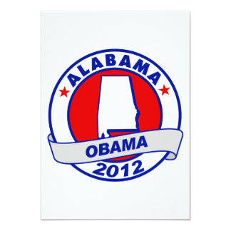 Obama - Alabama Card