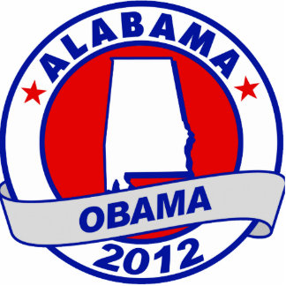Obama - Alabama Photo Sculptures