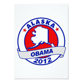 Obama - alaska card