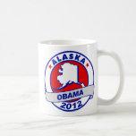 Obama - alaska coffee mugs