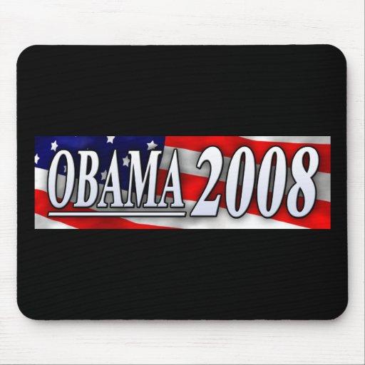 Obama Alfombrilla De Ratón