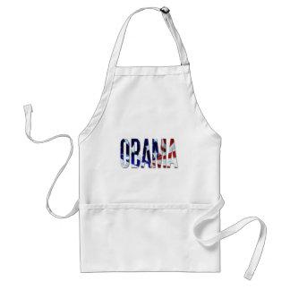Obama America Flag Apron