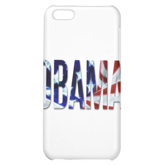 Obama America Flag iPhone 5C Cover