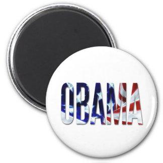 Obama America Flag Magnet
