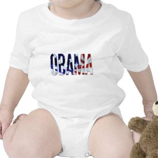 Obama America Flag Shirts