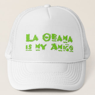 Obama Amigo Trucker Hat