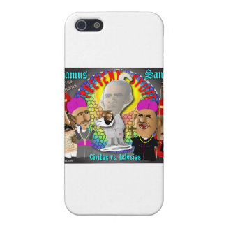 Obama and The Bishops iPhone 5 Case