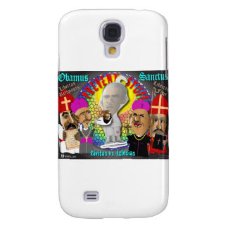 Obama and The Bishops Samsung Galaxy S4 Case