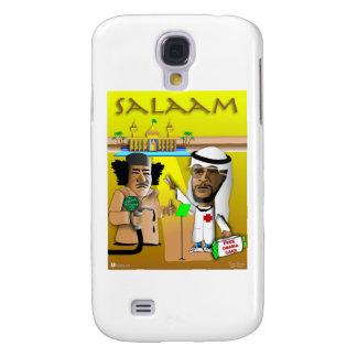 Obama and The Colonel Galaxy S4 Case