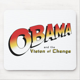 Obama and the Last Crusade in 2012 Mouse Pad
