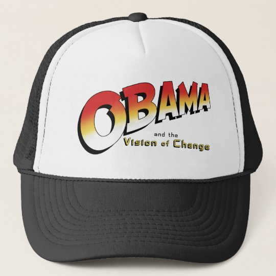 Obama and the Last Crusade in 2012 Trucker Hat