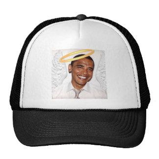 Obama Angel Trucker Hat