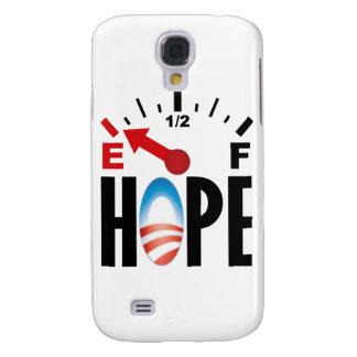 Obama anti 2012 - fuera de la esperanza funda para samsung galaxy s4