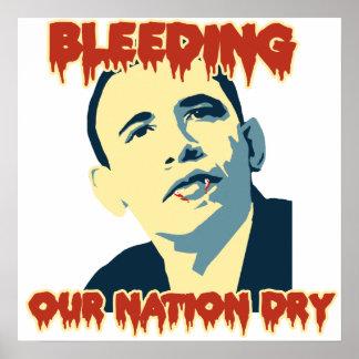 Obama anti 2012 posters