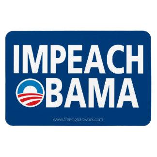 Obama anti - acuse imán